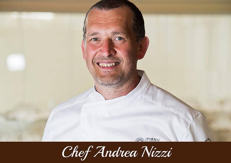 Copertina Chef Andrea Nizzii