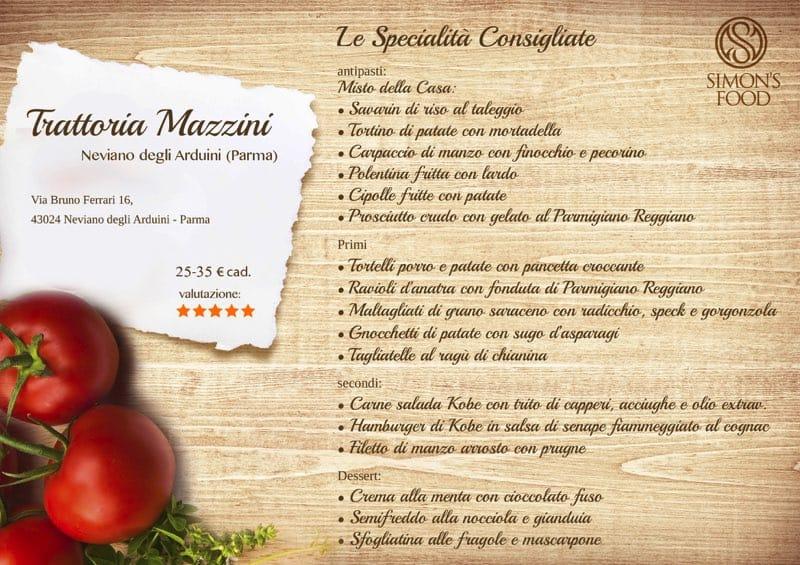 Trattoria Mazzini