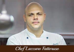 Copertina Chef Lazzaro Fattoruso