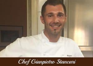 Copertina Chef Gianpietro Stancari