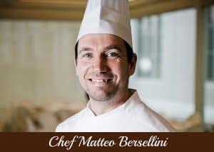 Copertina Chef Matteo Bersellini