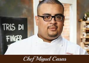 Copertina Chef Miguel Casas
