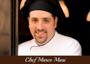 Copertina Chef MArco MAsi
