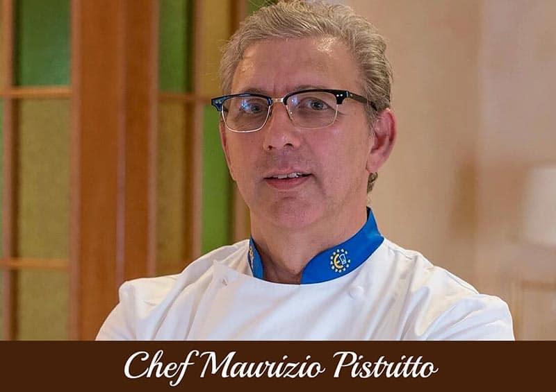 Copertina Chef Maurizio Pistritto