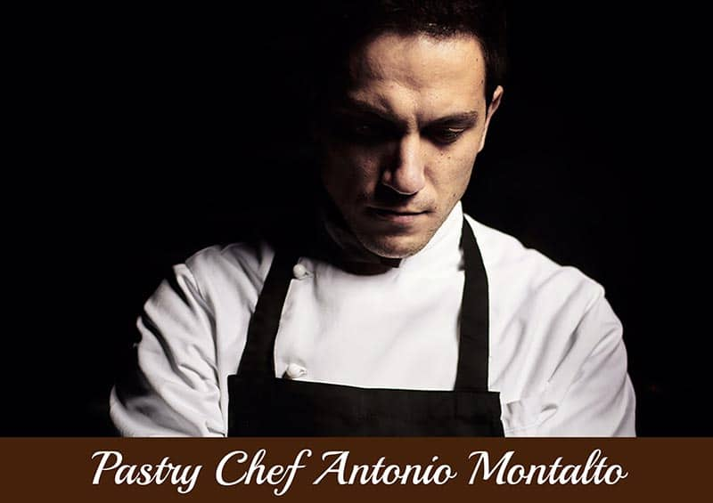 Copertina Pastry Chef Antonio Montalto