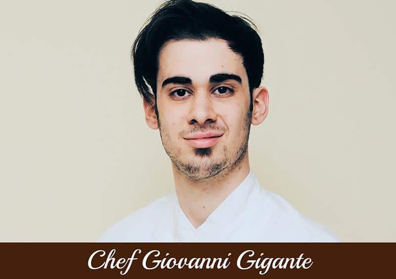 Copertina Chef Giovanni Gigante