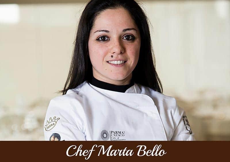 Copertina Chef Marta Bello