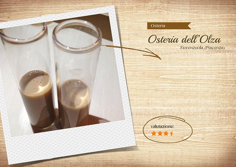 Osteria dell'Olza - cremacaffè