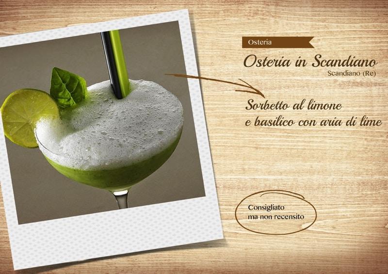 Osteria di scandiano simon italian food for Amante italian cuisine