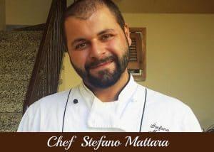 Copertina Chef Stefano Mattara