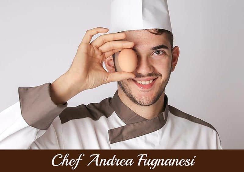 Copertina Chef Andrea Fugnanesi