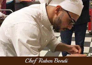 Copertina Chef Ruben Bondi
