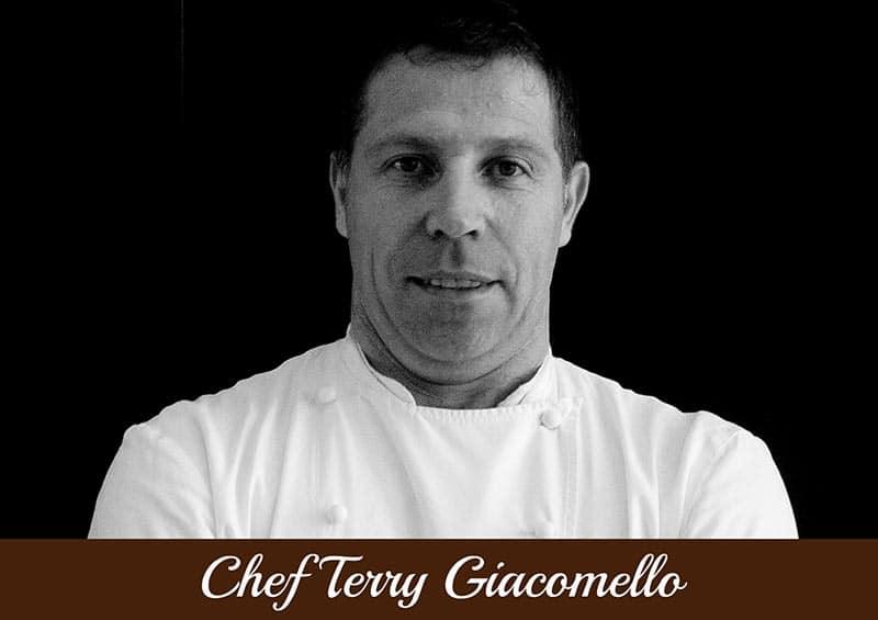 Copertina Chef Terry
