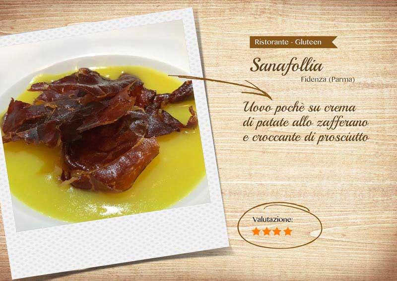Ristorante Sanafollia- uocopoche