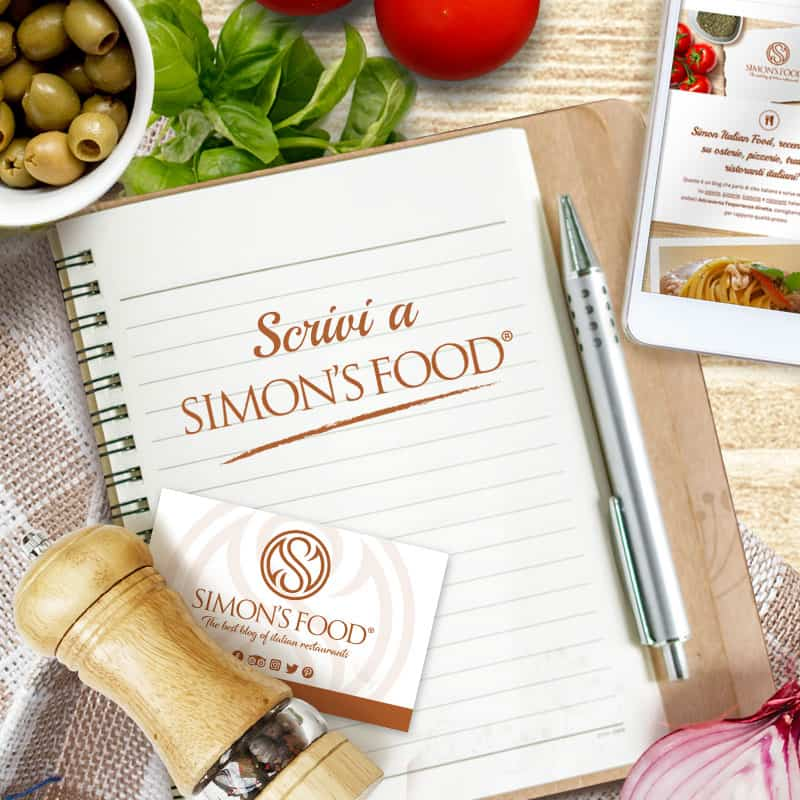 Adesivo Simon Italian Food