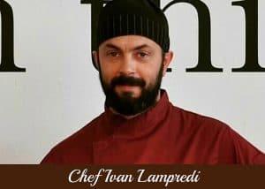 Copertina Chef Ivan Lampredi
