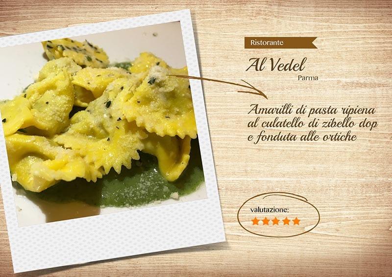 Ristorante Al Vedel - amarilli