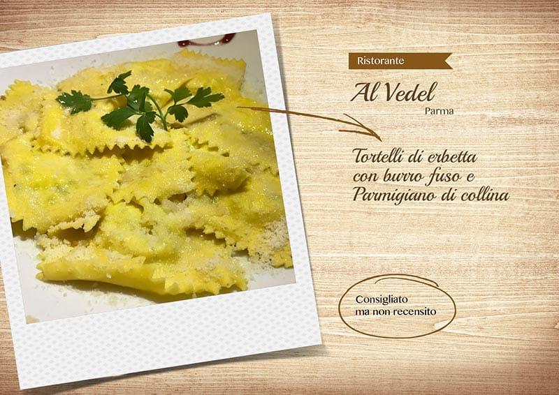Ristorante Al Vedel - erbetta