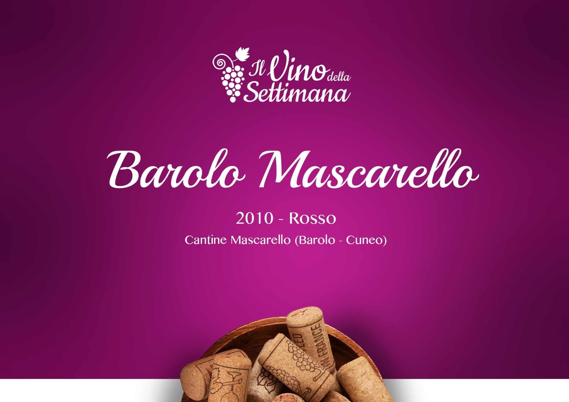 Barolo Mascarello - 2010
