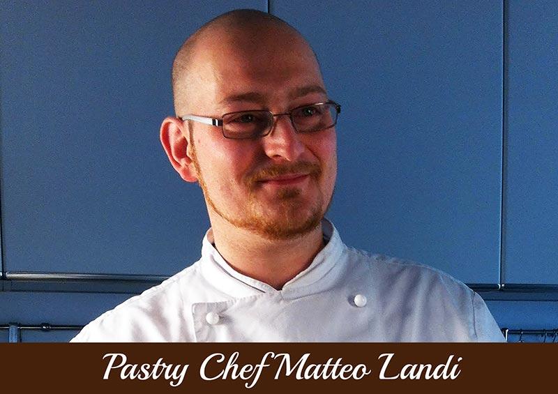 Copertina Chef Matteo Landi