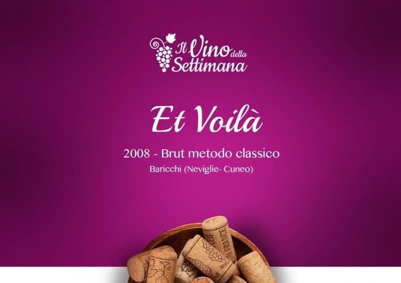 Et Voila' - Copertina SImon Italian Food