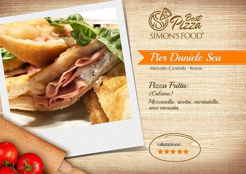 Pizzerie di Roma scelte da Simon - Da Pier Daniele Seu