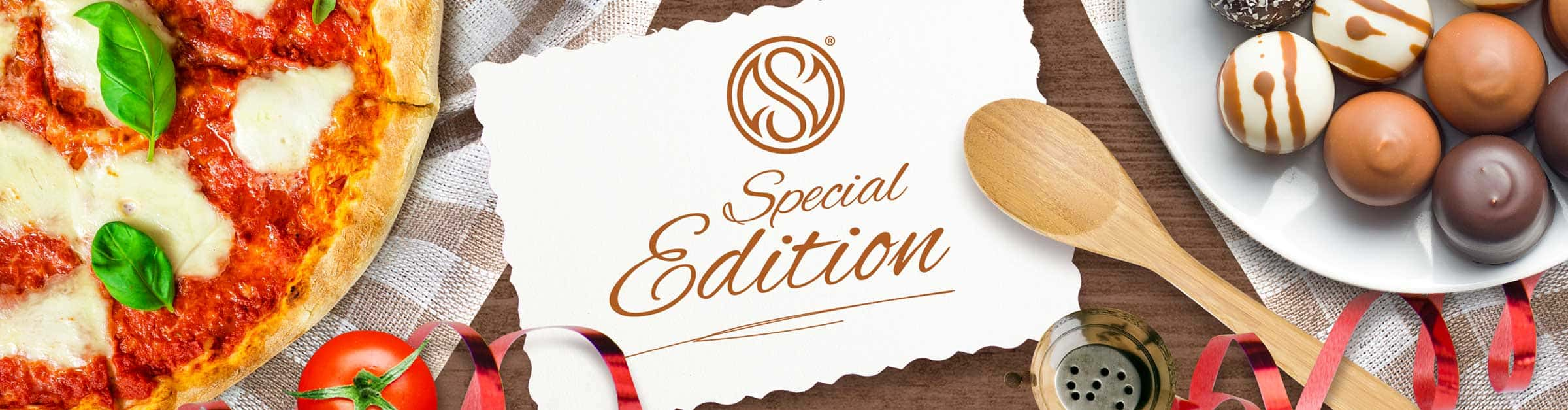 Special Edition - Simon Italian Food