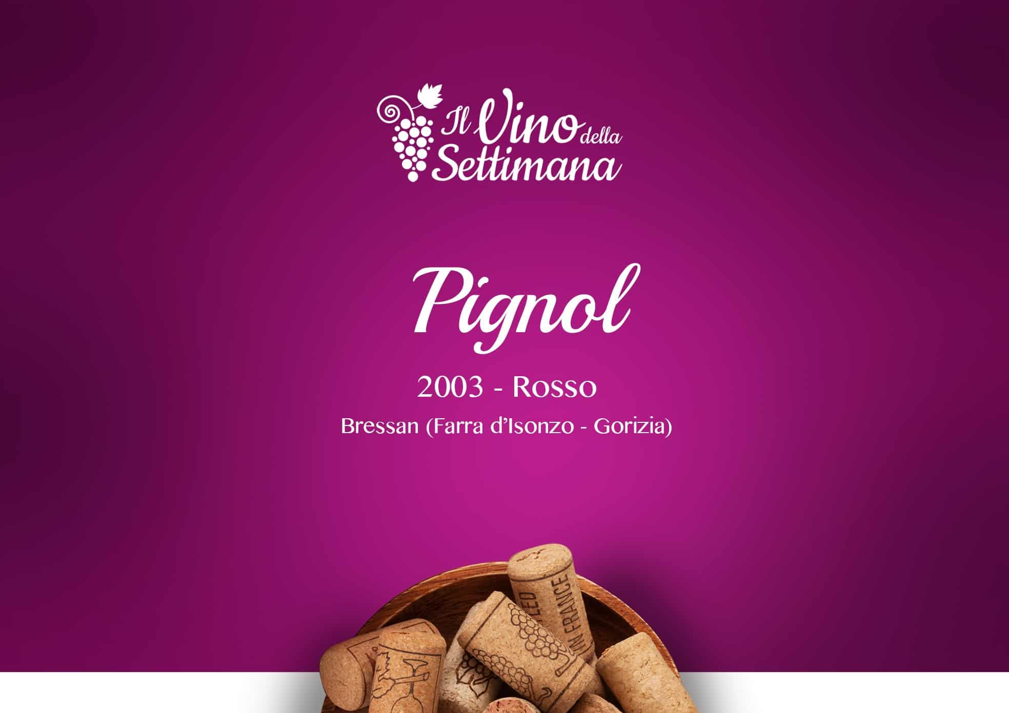 Pignol - Copertina Simon Italian Food