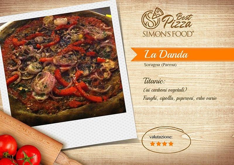 Pizzerie di Parma e dintorni scelte da Simon - La Danda