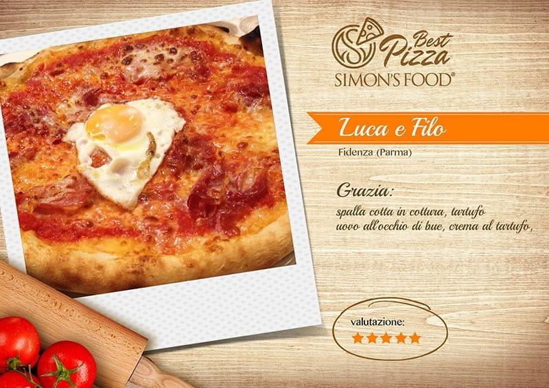 Pizzerie di Parma e dintorni scelte da Simon - Luca e Filo