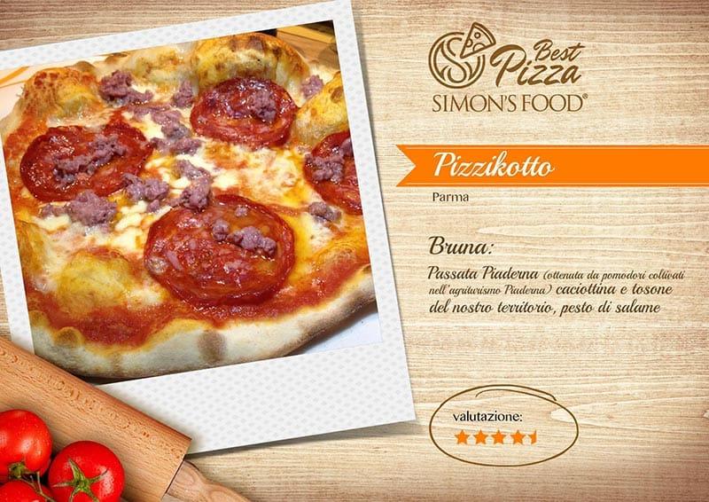 Pizzerie di Parma e dintorni scelte da Simon - Pizzikotto