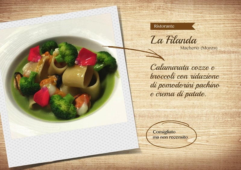 Ristorante la filanda simon italian food for Amante italian cuisine