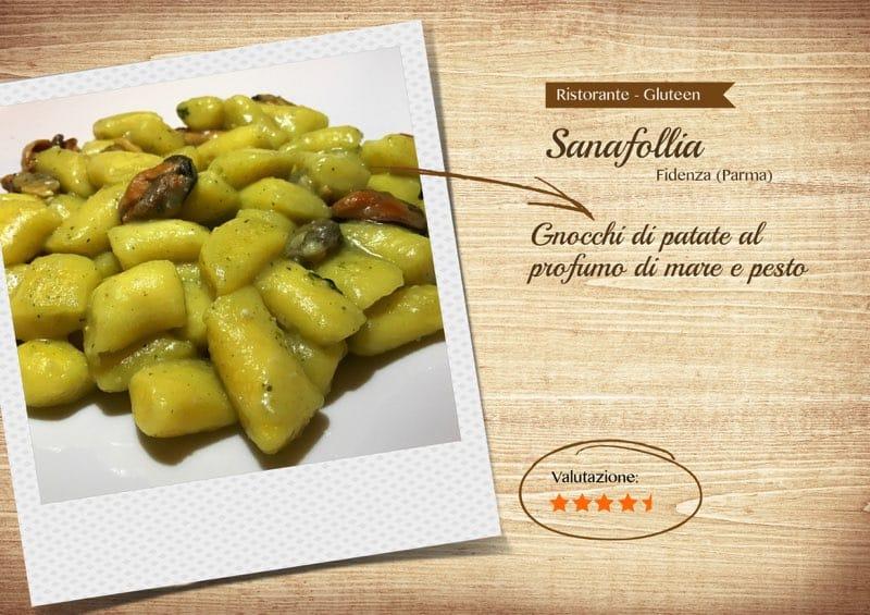 Ristorante Sanafollia - Gluten free