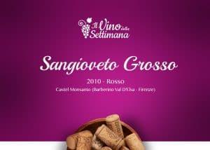 Sangioveto Grosso - 2010