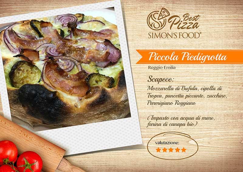 Pizzerie di Reggio Emilia scelte da Simon - Piccola Piedigrotta