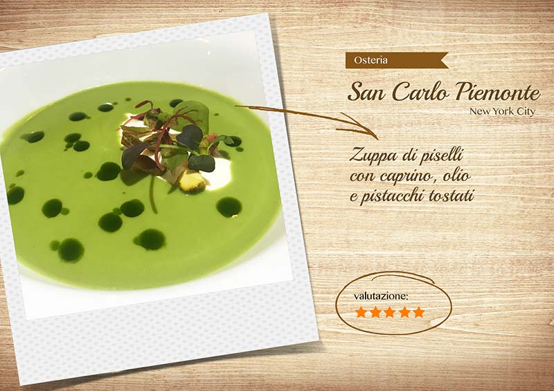 Ristorante Osteria San Carlo -zuppa-sito