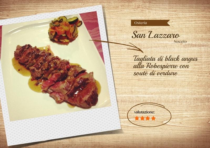Osteria San Lazzaro