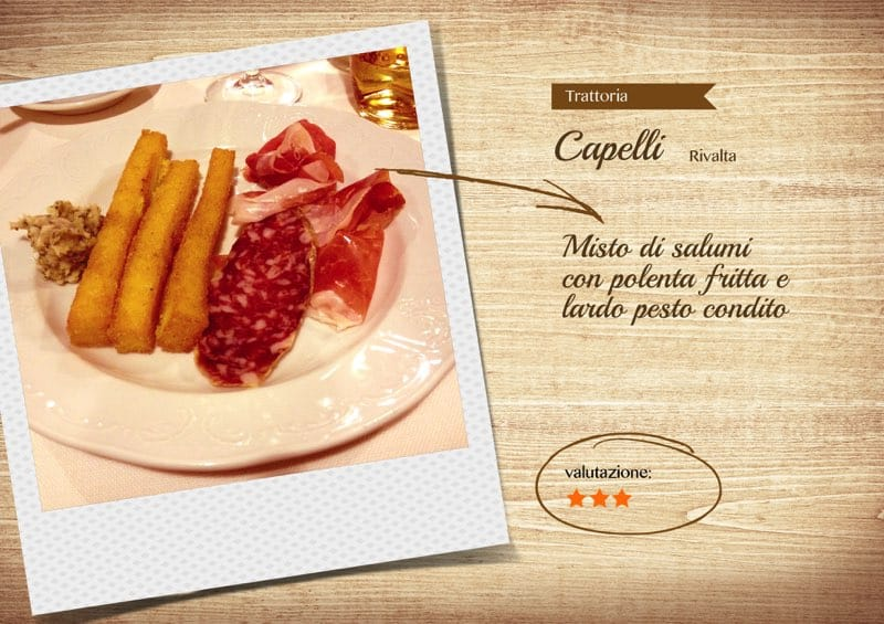 Trattoria capelli simon italian food for Amante italian cuisine