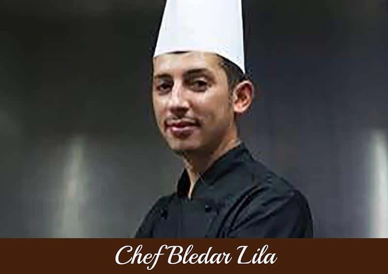 Copertina Chef Bleadr Lila