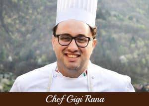 Copertina Chef Gigi Rana