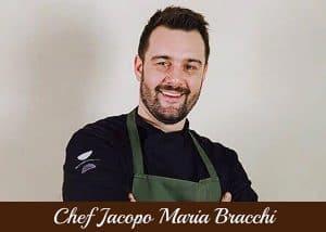 Copertina Chef Jacopo Bracchi