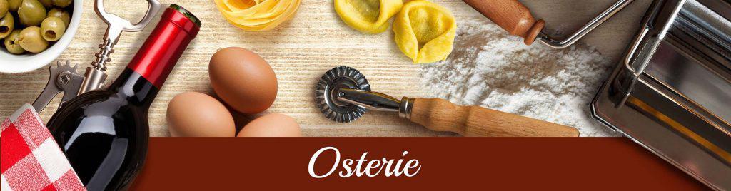 Recensioni Osterie - Simon Italian Food