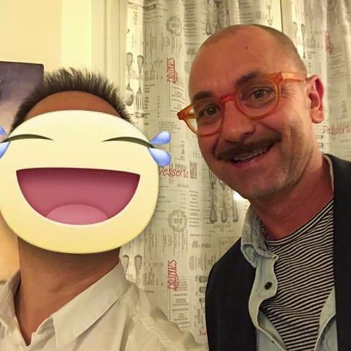 Lo chef Marcello Ferrarini esperto e volto televisivo per alimenti gluteen free