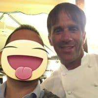 Con Lo Chef Stellato Davide Oldani