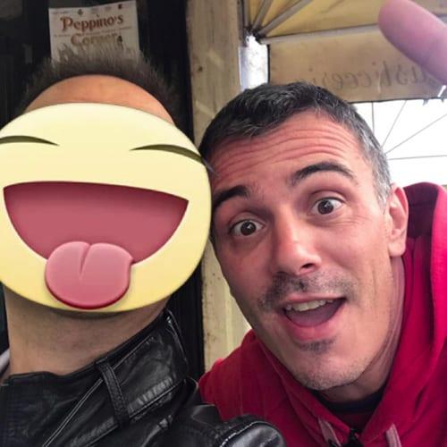 Lo chef docente di Gambero Rosso e concorrente di TopChef 2017 Matteo Puccio
