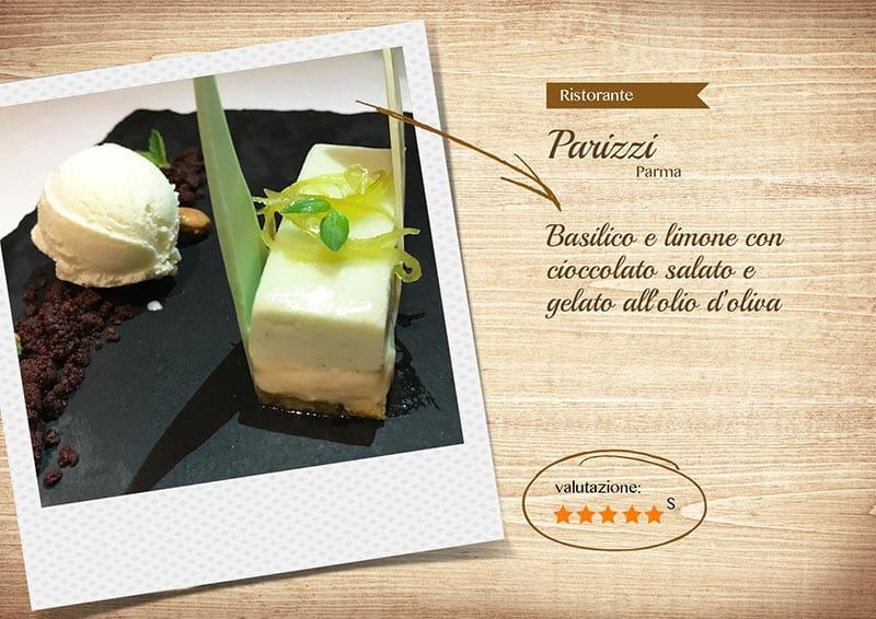Ristorante Parizzi - basilico