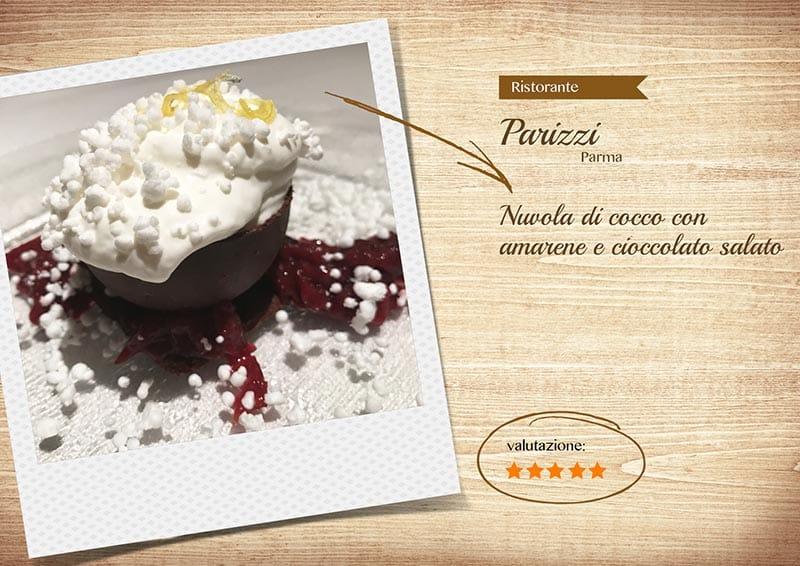 Ristorante Parizzi - cocco