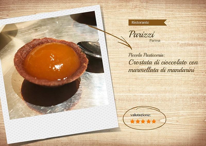 Ristorante Parizzi - crostata