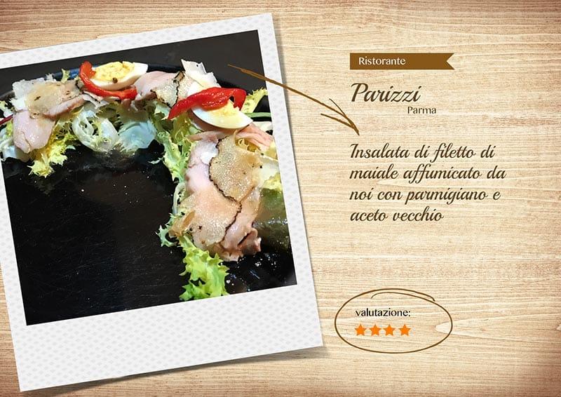Ristorante Parizzi - filetto