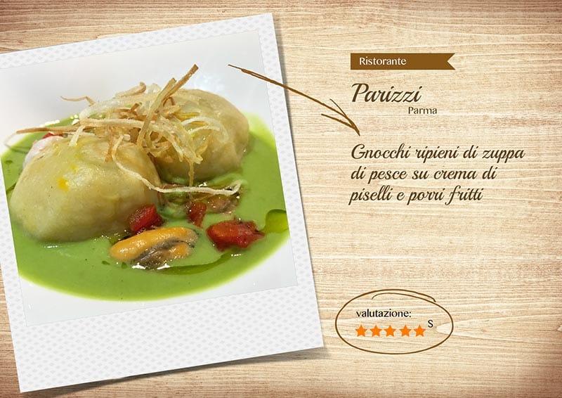 Ristorante Parizzi - gnocchi